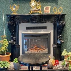Fireplace Manufactured in Turkiye