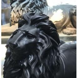 Lion Sculpture Manufactured in Turkey by Turkish Sculptor