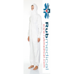 Wholesale Disposable Protective Coverall Rubmedical