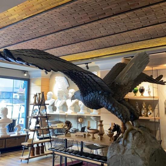Eagle Sculpture by Sculptor From Turkiye